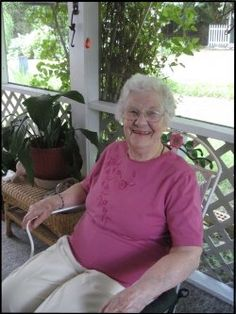 Nell Seawright Reeves shares her memories of growing up in Pendleton South Carolina in the 1920's and 1930's.  I had a delightful afternoon today visiting with Nell Reeves and her daughter. We sat on the porch and I thought about taking notes but was really too busy listening and enjoying to get much on paper. That is one reason that I am so glad that Nell is a very talented writer. She had her story written down already because she was one of the local residents asked to speak to the…