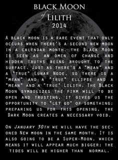 2014 January 30th, :::SEEN ONLY IN THE DAY TIME::: #Lilith #Dark #Black #Moon #meditation www.astro.com/astrology/in_lilith_e.htm