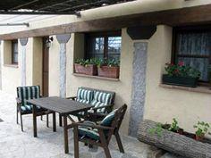 Entrada y terraza
