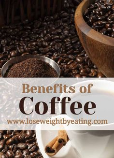 Coffee is not just yummy black water with caffeine, it's proven to have many incredible health benefits beyond the morning caffeine pick me up.
