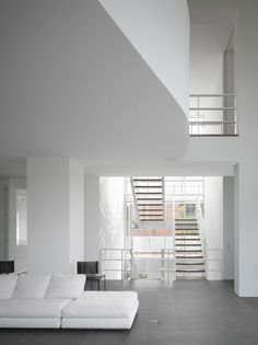 Luxembourg House x Richard Meier [Photographer Roland Halbe]