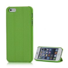 Guoer magnetic adsorbtion case - Green voor iPhone 5/5S #covermaniabe #iphone5 #iphonecover www.cover-mania.be