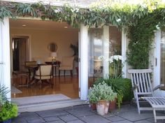 indoor-outdoor house   Seattle, WA