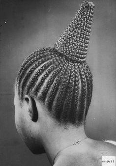 coiffure africaine okhei ojeikere
