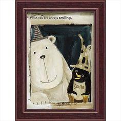 武内祐人「シロクマとペンギン」