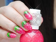nailove2807: [p2 Winter... who cares? LE 040 Play up!] Pink Strawberries