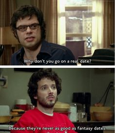 Flight of the conchords dating australian girl