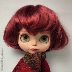 Un preferito personale dal mio negozio Etsy https://www.etsy.com/it/listing/591663721/ooak-custom-blythe-doll-fake-coral