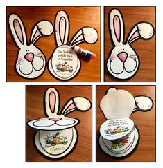 "Reading Activities: Simple, ""The Tortoise & the Hare"" craft. Flip the face & practice sequencing & retelling a story standards. Also comes with a turtle option. Bee Activities, Spring Activities, Reading Activities, Pig Crafts, Preschool Crafts, Crafts For Kids, Hare & Tortoise, Montessori Art, Creative Arts And Crafts"