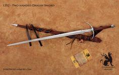 Two handed Danish Sword