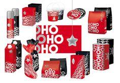Waar denkt ú aan als u HoHoHo hoort? Zeker aan de gulle, vrolijke buiklach van de Kerstman!Deze lijn heeft een trendy uitstraling. Items als warme Chocolademelk, Slagroom en Marshmallows.
