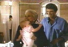 The ghost on the set of Three Men and a Baby