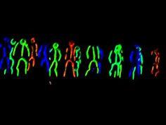 Rockvale Elementary Glow Girls (: our teacher talent show