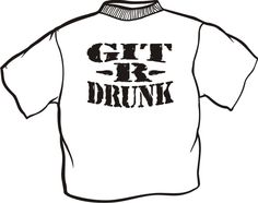 GIT-R-DRUNK
