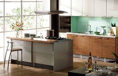 Thiết kế đảo bếp hiện đại
