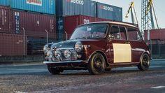 Coolnvintage - Mini Cooper Cafe Racer — Cool & Vintage
