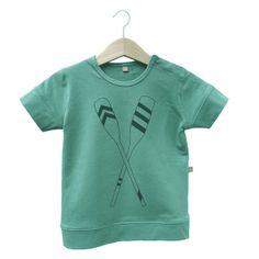 Lötiekids: Kids t-shirt Oars / CozyKidz.net
