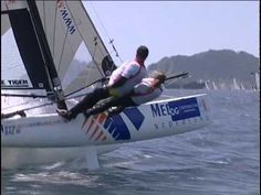 2006 Hobie Tiger and Dragoon World Championship Day 4 Cangas, Spain