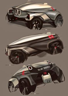 BMW Concept by Swaroop Roy