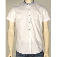 Camisa Antony Morato manga corta blanca