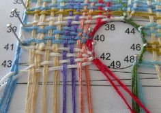 Paličky u Aničky - návod na dírku cttc keeps the same weaver Yarn Crafts, Diy And Crafts, Bobbin Lacemaking, Bobbin Lace Patterns, Lace Heart, Point Lace, Lace Jewelry, Needle Lace, Lace Making