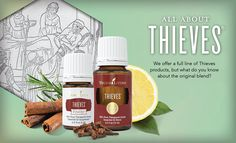 Great infographic about Thieves Essential Oil. All About Thieves | Young Living Blog - https://www.youngliving.com/blog/all-about-thieves/#utm_sguid=166591,5eb37956-c438-5bdb-0411-6cf75ae01bd6