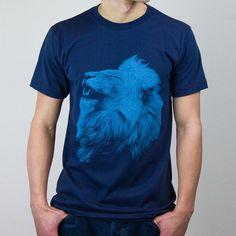 Men's Jungle King Tee - fun shirt!