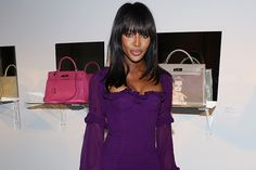 Naomi Campbell Is Doing Fashion's Part to Crush Ebola