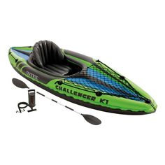 Intex Inflatable Sporty Kayak Set & Nrs Vapor Adult L/Xl Pfd Life Vest, Black Best Fishing, Kayak Fishing, Fishing Games, Catfish Fishing, Kayaks, Exercise Fitness, Inflatable Kayak, Walmart, Water Shoes