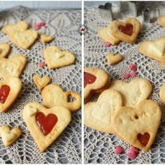 love cookies with oil pastry Cooking Cookies, Cookie Desserts, Cookie Recipes, Dessert Recipes, Cookies For Kids, Cookie Swap, Thanksgiving Recipes, I Foods, Fudge