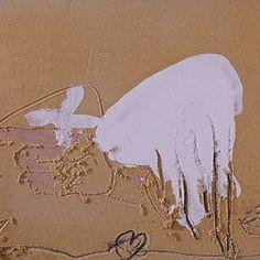 Textures inspiration, Antoni Tapies work! #artist #antonitapies