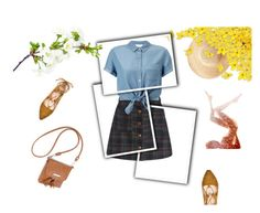 """""""Untitled #84"""" by danielaelena1 on Polyvore featuring Miss Selfridge and Toast"""
