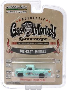 Greenlight M2 Machines Auto World Hot Wheels more Whats New In Diecast : Greenlight Collectibles Diecast Truck 1:64 Scale D...