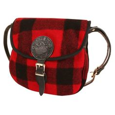Classic - Red and Black Plaid (Duluth Pack)