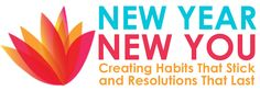 New Year New You: Creating Habits That Stick and Resolutions That Last. Motivational coaching program. sagegrayson.com