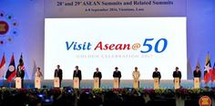 Visit ASEAN@50 tourism branding unveiled ahead of major campaign launch.     The Association of Southeast Asian Nations (ASEAN) revealed on September 6 the branding for its Visit ASEAN@50 Golden Celebration 2017 tourism campaign. The branding was unveiled by the 10 ASEAN heads of state at the ASEAN Summit in Vientiane Laos today.   The new campaign will promote the twin objectives of commemorating the 50th anniversary of ASEAN in 2017 and embracing the ASEAN region of Southeast Asia as a…