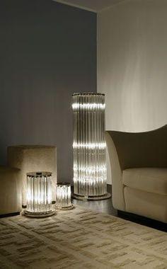 Fendi Casa, FF LUCE Roma lamps