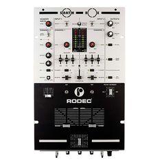 Rodec Scratchbox Mixer (professional scratch DJ mixer) at Juno Records