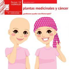 Fitoterapia coadyuvante en tratamiento del cancer