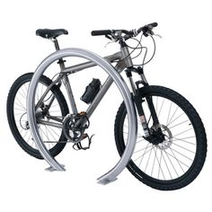 """O"" ring cycle stand - Cycle Racks & Stands - Cycle Equipment - Premises - Slingsby"