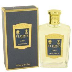 Floris Limes by Floris Eau De Toilette Spray 3.4 oz (Men)