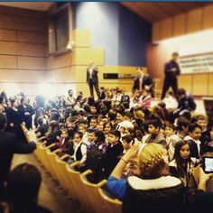 Greece Today was the Assembly in Romani language, with 1033, in attendance and 11 Baptized. At the end of the day all the children made, a picture together and sang the Song of 120, a great...