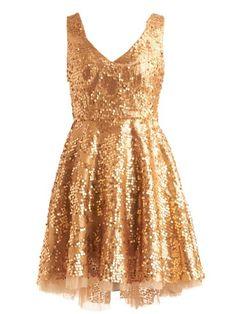 Golden Birthday Dress :) #21
