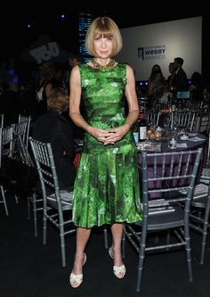 Anna Wintour Photo - The 15th Annual Webby Awards - Cocktails