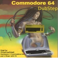 """Check out """"Live Mini Xmas DJSet w/ 2 commodore64 and 1 mixer (8 bit Mix Chiptune Dubstep)"""" by ISItheDreaMakeR 8*Bit*Mix on Mixcloud #edm #dubstep #chiptune"""
