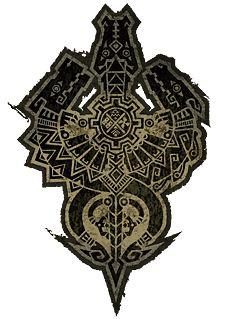 Monster Hunter Tri Symbol Más