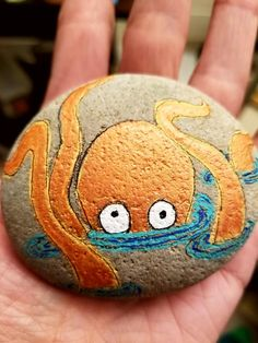 15 Fantastic Ideas Easy Rock Painting Ideas For Beginners – Rock painting ideas easy 15 Fantastic Ideas Easy Rock Painting Ideas For Beginners – Rock painting ideas easy valentyna wanda valentynawanda Cool painting Rock […] painting beach Octopus Painting, Pebble Painting, Pebble Art, Stone Painting, Painting Art, Painted Rock Animals, Painted Rocks Craft, Hand Painted Rocks, Rock Painting Patterns