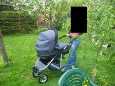 Wózek dziecięcy Maked Q12 3w1 Strzegom - image 1