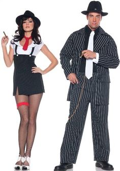 Top 5 Funny Halloween Costumes For Couples Gangster Halloween Costumes, Unique Couple Halloween Costumes, Mermaid Halloween Costumes, Cute Costumes, Costume Ideas, Halloween Ideas, Sexy Mermaid Costume, Dress Up, Happy Halloweenie