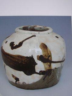 Ree Soo Yong Japanese Ceramics, Japanese Pottery, Pottery Designs, Ceramic Art, Stoneware, Artisan, Clay, Pots, Korean
